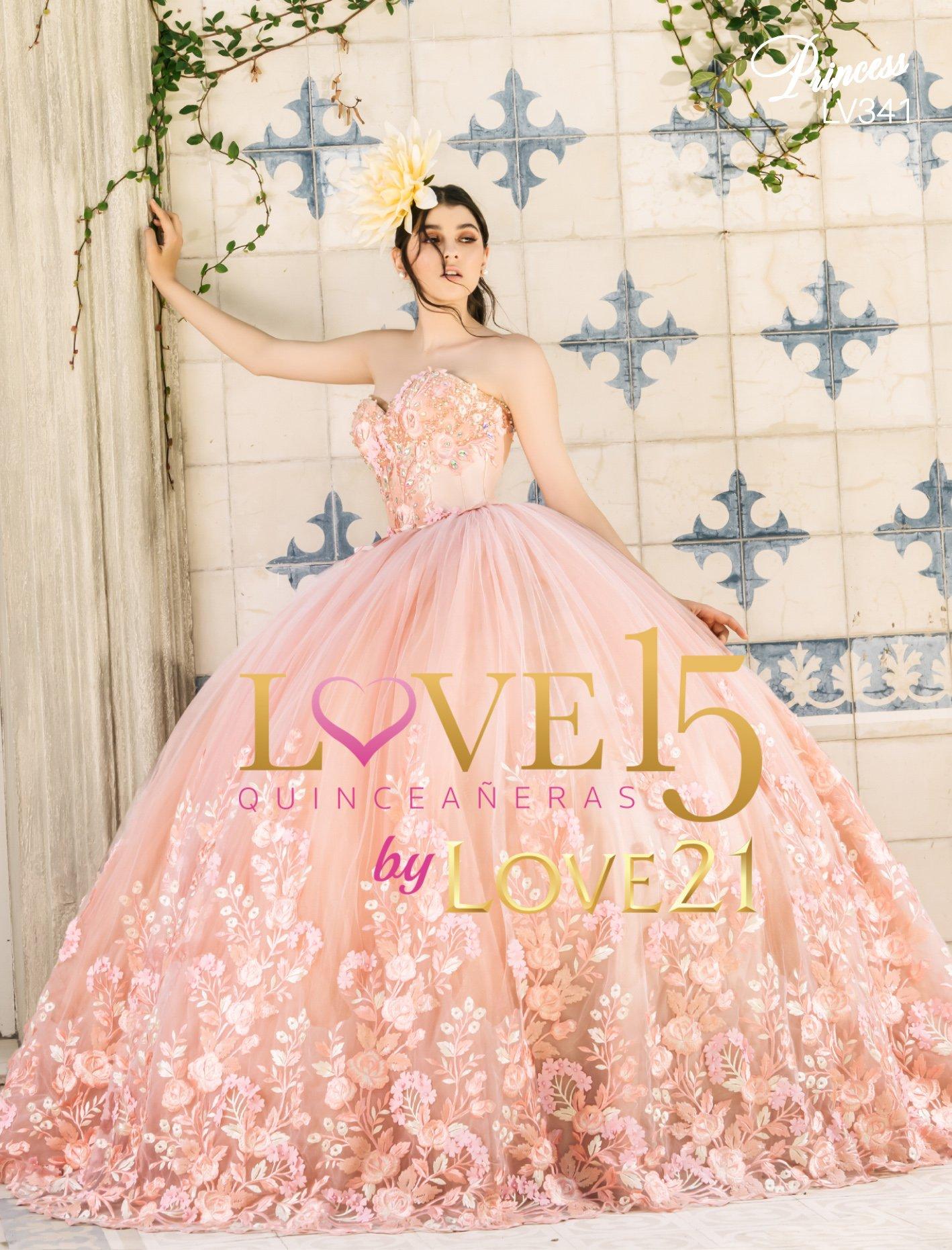 a61ad3f8666 Quinceañera Dresses